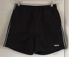 Boys FILA Black Shorts Swimming Swim  Size XLB