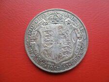 1923 half crown George V (ref e53)