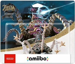 Guardian amiibo (The Legend of Zelda: Breath of the Wild Collection) - Nintendo