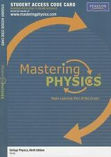 MasteringPhysics -- Standalone Access Card -- for College Physics Mastering Phy