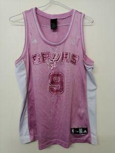 Girls Designer Vintage Adidas NBA Sports Vest Size L (Womens S) UndergarmentOnly