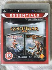 God of War Collection 1 & 2 PS3 Essentials Classics HD Remaster PlayStation 3