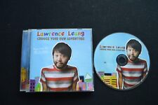 LAWRENCE LEUNG CHOOSE YOUR OWN ADVENTURE RARE CD!  ABC TV ABC LEARNING
