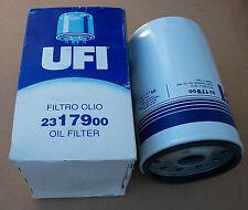 FILTRO OLIO UFI 23.179.00 AIFO IVECO OM IVECO 190.38 220 240 TRU IVECO 1901796