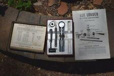 Vintage Lee Loader for 30/06 Springfield Rifle Cartridges Missing Priming Rod