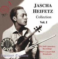 Jascha Heifetz - Collection 1 [New CD]
