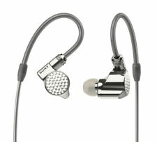 Sony IER-Z1R Canal Earbud Headsets - Silver
