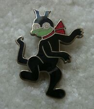 Vintage Felix The Cat Dancing Pin