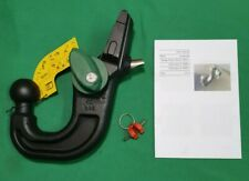 for LAND ROVER DISCOVERY 3 4 RANGE ROVER SPORT DETACHABLE TOW BAR SWAN NECK