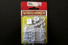 Fuera de imprenta ciudadela/Warhammer metal caos Duende/Snotling Pump Wagon Nuevo y en caja