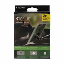 Nite Ize Steelie Dash Mount Kit Plus Magnetic Phone Mounting System (2-Pack)