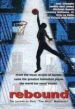 """Rebound: The Legend of Earl """"The Goat"""" Manigault (2009, DVD NEW)"""