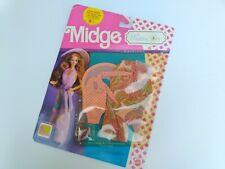 1990 Barbie MIDGE Wedding Day Fashions Honeymoon Outfit VHTF - 9633