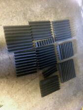8 x Pro Acoustic Foam Wedge Tiles