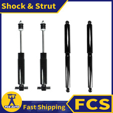 4X FRONT + REAR FCS Shock & Strut Kit Set Fits 1997-2001 DODGE DAKOTA RWD