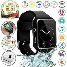 Reloj Inteligente iPhone X 6 6s 7 8 Plus IOS Samsung Galaxy Android S7 S8 Note 8
