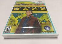 Amazing Race (Nintendo Wii, 2010) NEW
