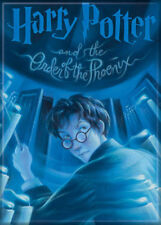 Harry Potter Photo Quality Magnet: The Order of the Phoenix Cover Reproduction