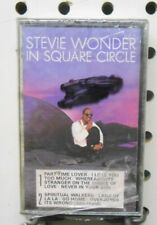 In Square Circle by Stevie Wonder (Cassette, May-1992, Motown Records)
