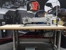DCR 1555L- INDUSTRIAL HEAVY DUTY LONG ARM WALKING FOOT SEWING MACHINE