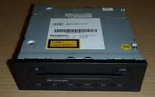 Audi A3 A4 A6 A8 TT OEM GENUINE CD CHANGER PANASONIC GLOVE BOX 8E0 035 111 D