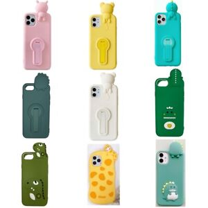 Papa Stand Phone Cover Case For iPhone 12 11 Pro Max 12 Mini XR XS Max 8 7 6Plus