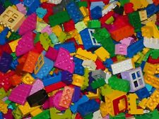 LEGO DUPLO LOT - 100 RANDOM PARTS & PIECES - FREE SHIPPING !!