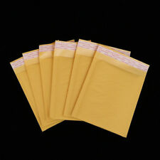 30/50x Kraft Bubble Envelopes Padded Mailers Shipping Self-Seal Bags 4 Size