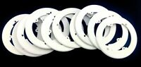 PELCO IM Series Sarix Indoor Flush Ceiling Trim Rings White (Pack of 10)