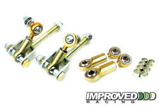 Improved Racing Adjustable Sway Bar Links for Mazda Rx-7 (FD3S), Front & Rear