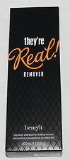 Benefit Cosmetics They're Real! Eye Makeup Remover 1.7 oz **