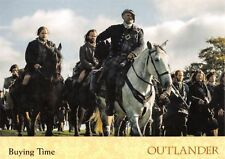Outlander Season 2 (2017) BASE Trading Card #50 / BUYING TIME