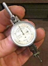 "Interapid .0005"" Dial Test Indicator Machinist Tool Maker Box Find Switzerland"