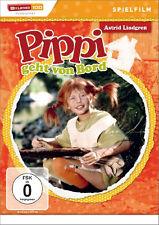 DVD * ASTRID LINDGREN : PIPPI LANGSTRUMPF GEHT VON BORD - SPIELFILM # NEU OVP §