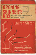 Opening Skinner's Box: Great Psychological Experiments of the Twentieth Century,
