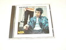 "BOB DYLAN  ""HIGHWAY 61 REVISITED"" CD DE AGOSTINI 1991 Ita"