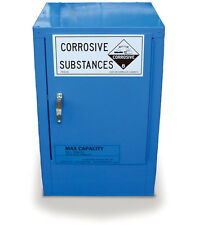 30L Corrosive Goods Safety Cabinet, NEW -for safe storage of corrosives Class 8