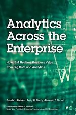Analytics Across the Enterprise: How IBM Realizes Business Value from Big Data a