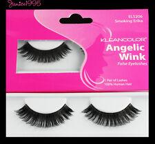 KLEANCOLOR Angelic Wink False Eyelashes Natural Hair #206 SMOKING ERIKA
