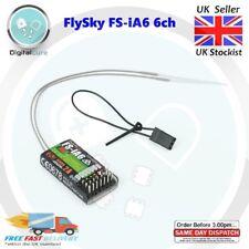 FlySky FS-iA6 6CH 2.4GHz AFHDS 2A Receiver for i4 i6 i10 GT2E GT2F GT2G Radio