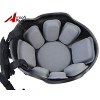 FMA Tactical Universal 9pcs Helmet Protective Pad set for MICH ACH FAST Helmet