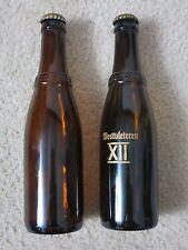 2 bottles Westvleteren beer Belgium 12 & American XII bottle SET with caps EMPTY