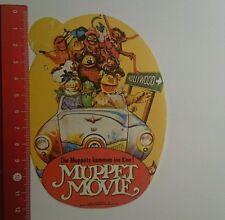 Pegatina/sticker: los Muppets venir al cine Muppet Movie (091016154)