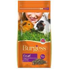 Burgess Excel Guinea Pig Blackcurrent & Oregano 2Kg - Guinea Pig Food