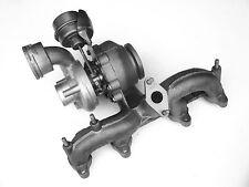 Turbocharger VW 1.9 TDi 03G253014F 038253016K 038253016R 038253014G + Gasket kit