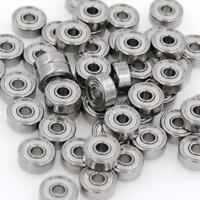 10X 1,5 x 4 x 2 681XZZ Miniatur Kugellager Mini Lager 1,5 * 4 *2mm 681X-ZZ X0Q6