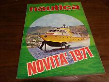 Rivista Nautica giornale NAUTICA anno IX  n° 104 Ottobre 1970