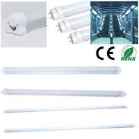 2 4 10x LED Tube Light T8 G13 9W 18W 24W Retrofit Fluorescent Replacement Lamp
