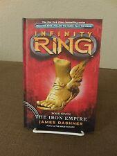 Infinity Ring : The Iron Empire  Bu James Dashner
