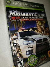 Midnight Club: Los Angeles -- Complete Edition (Platinum Hits) (Microsoft...